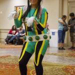 AnimeFest 2018 - Froppy (Tsui) from My Hero Academia