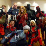 AnimeFest 2018 - Marvel Heroes Ensemble