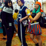 Aizawa: IG - @playswithsquirrelsss, Shinsou: IG - @johnny_bullet_seeds, Ms. Joke: IG - @violettcos