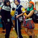Aizawa: IG - @playswithsquirrelsss, Shinsou: IG - @johnny_bullet_seeds, Ms. Joke: IG - @violettcos