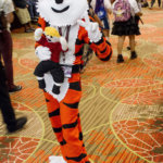 AnimeFest 2018 - Calvin and Hobbes