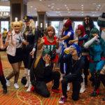 AnimeFest 2018 - My Hero Academia Group