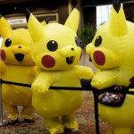 AnimeFest 2018 - Pikachu