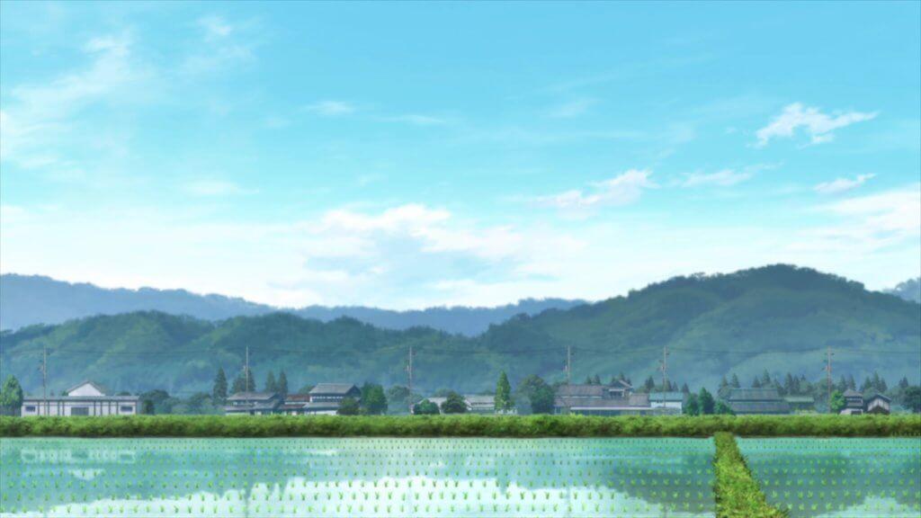 The town of Manoyama