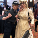 AnimeFest 2018 - Killer T Cell and Macrophage from Cells at Work