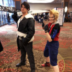 AnimeFest 2018 - Squall & Zell from Final Fantasy 8