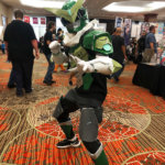 AnimeFest 2018 - Sentai Suit Genji from Overwatch