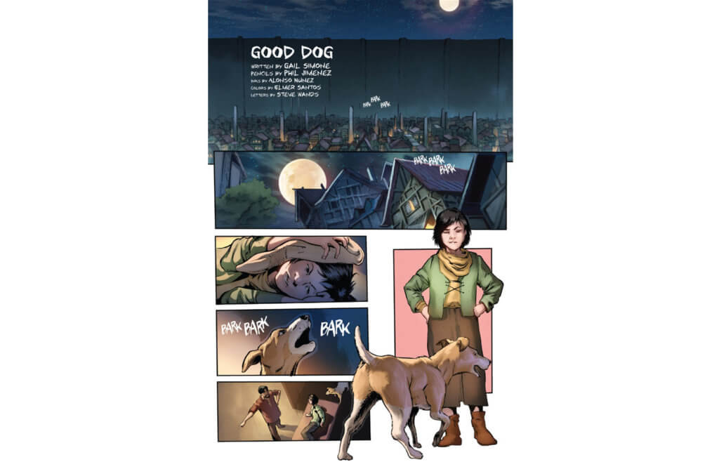 Attack on Titan: Anthology - Good Dog cover