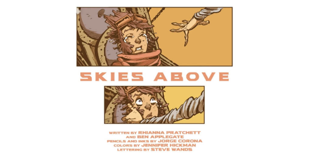 Attack on Titan: Anthology - Skies Above cover