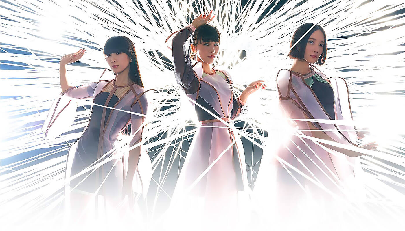 Perfume - Future Pop Album ( Perfume Interview )