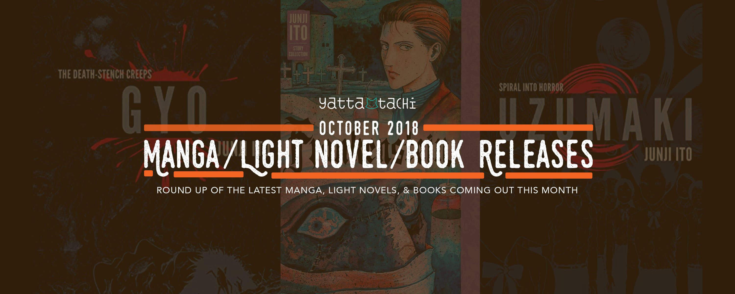 October 2018 Manga / Light Novel / Book Releases » Yatta-Tachi