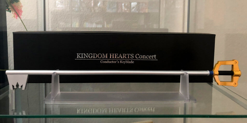 Kingdom Hearts Orchestra -World Tour- Conductor's Keyblade