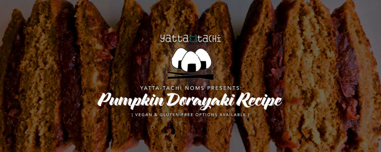 Pumpkin Dorayaki Recipe [Vegan & Gluten-Free Options Available]