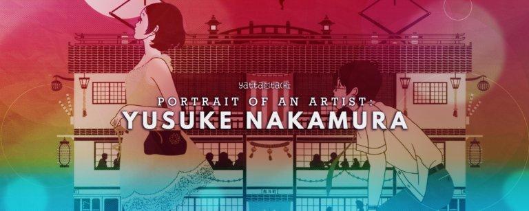 Portrait of an Artist: Yusuke Nakamura