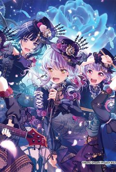 BanG Dream! Roselia Live Vier