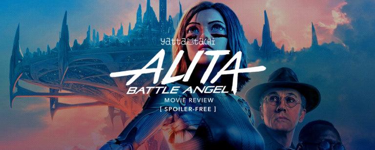Alita: Battle Angel Review [Spoiler-Free]