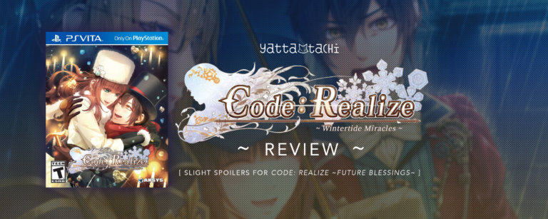 Code: Realize ~Wintertide Miracles~ Review