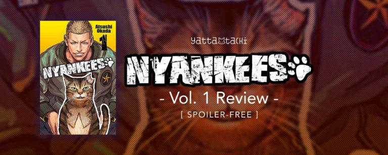 Nyankees Vol. 1 Review [Spoiler-Free]