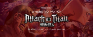 Where To Watch Attack On Titan Season 3 Part 2