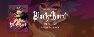 Black Bard Manga Review [Spoiler-Free]