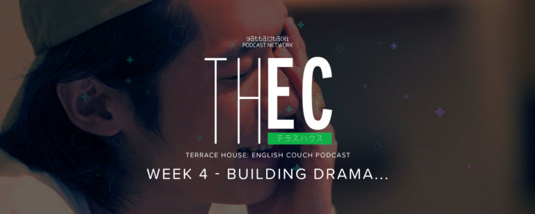 Week 4 - Building Drama...