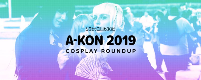 A-Kon 30 Cosplay Roundup