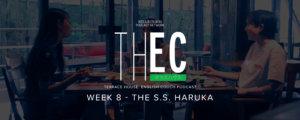 Week 8 - The S.S. Haruka