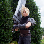 Cloud from Final Fantasy VII - Instagram: @ryosuke91kc
