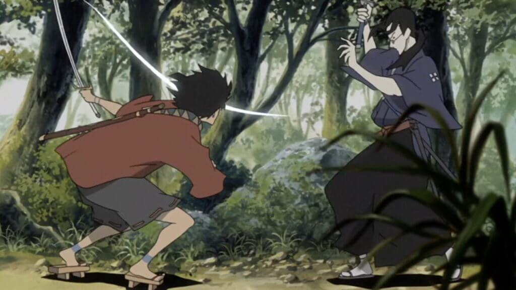 Samurai Champloo Fight
