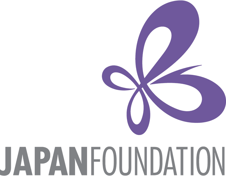 Logo used by the Japan Foundation