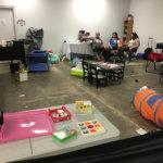 Children section at Nomikai Dallas 2019