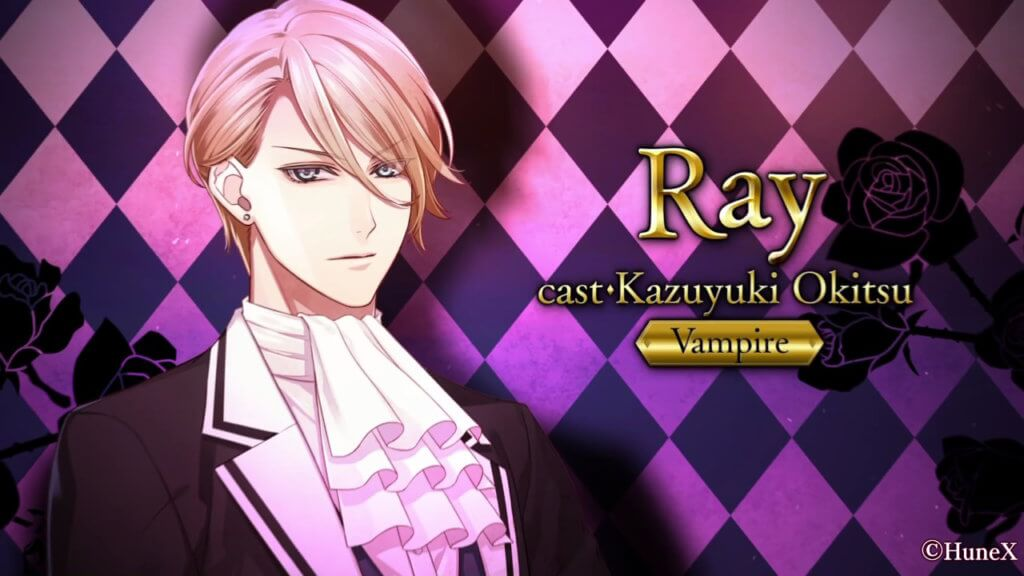 Ray character infomation