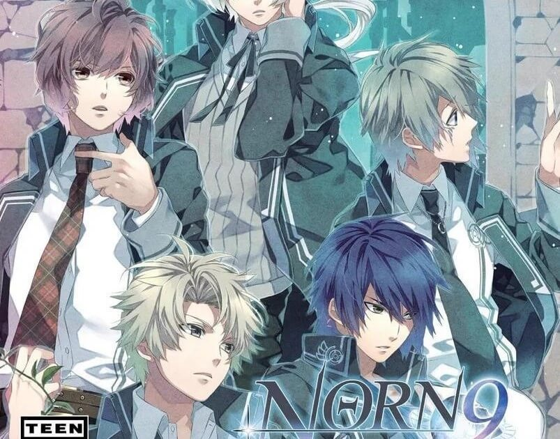 Norn9 cover picture
