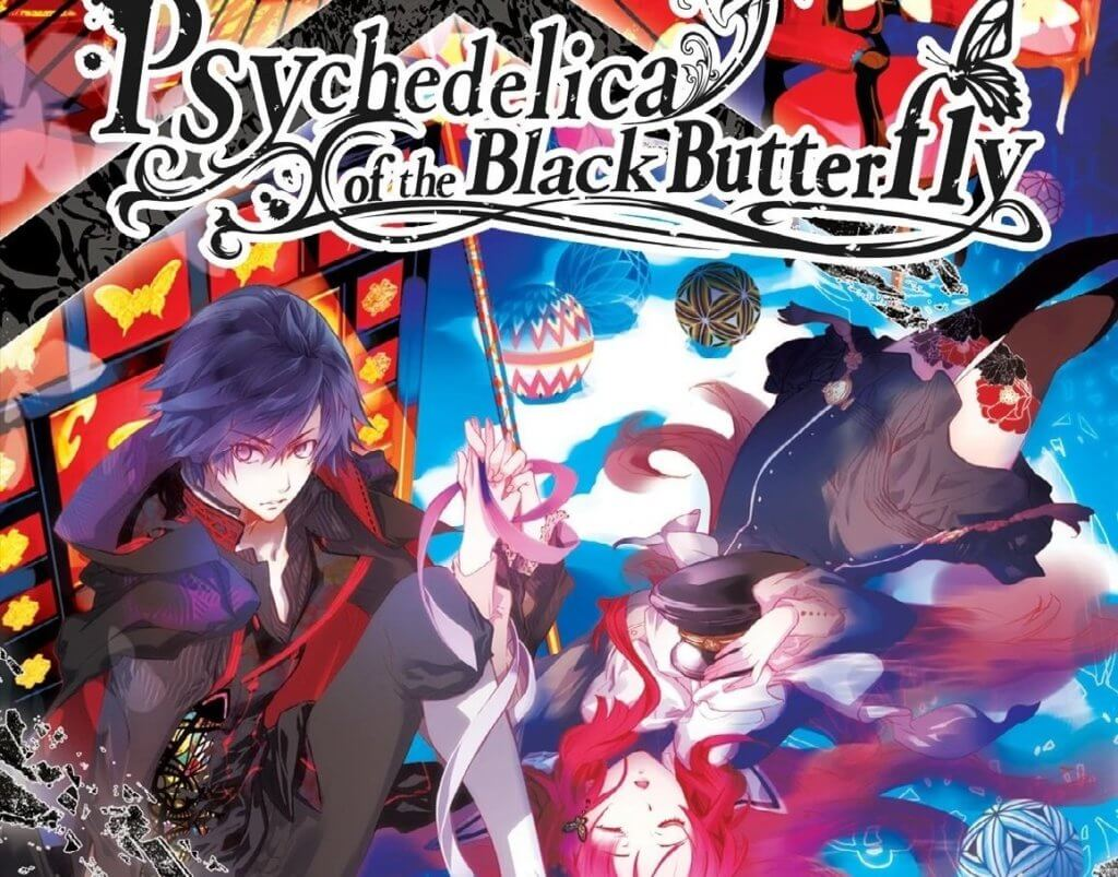 Psychedelica of the Black Butterfly cover