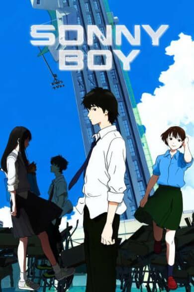 Poster for the anime Sonny Boy